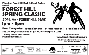 Forest Hill Spring Classic