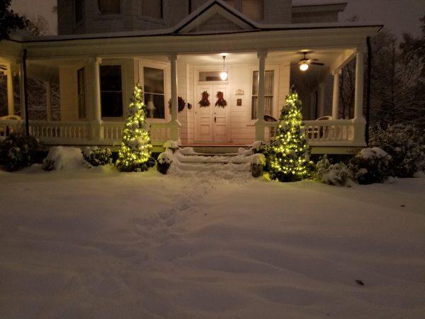 December 2018 Snow