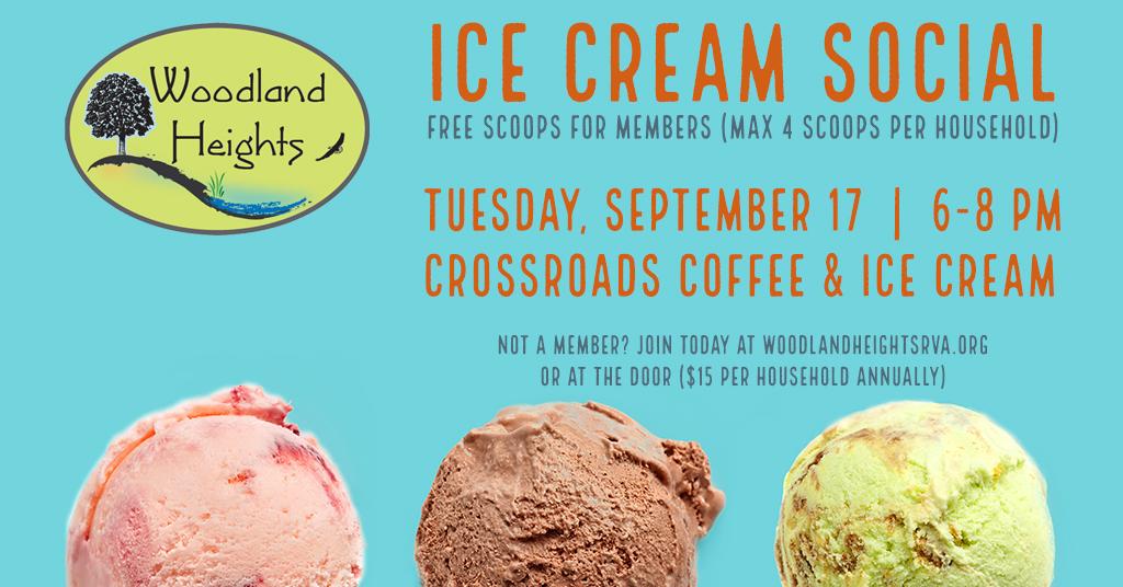 Ice Cream Social details